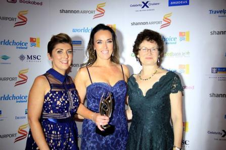 Fahy Travel Galway Worldchoice Cruise Agent of the Year!