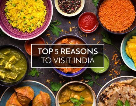 Fahy Travel Galway Top 5 Reasons to Visit INDIA!